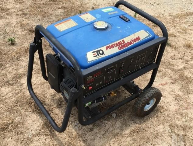 Etq tg52t42 portable generator superior quality that can - How long do generators last ...