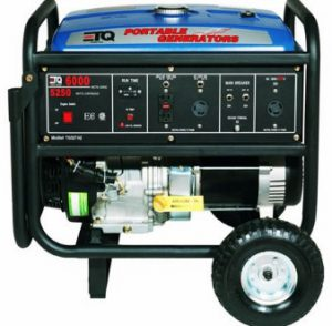Etq tg52t42 portable generator superior quality that can - How long does a generator last ...