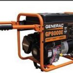 Generac 5606 XP Series XP8000E Review 2018