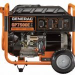 Generac GP7500E Review 2018