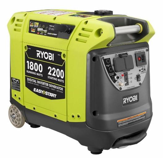 Ryobi 2200 Generator Review - House Show Off
